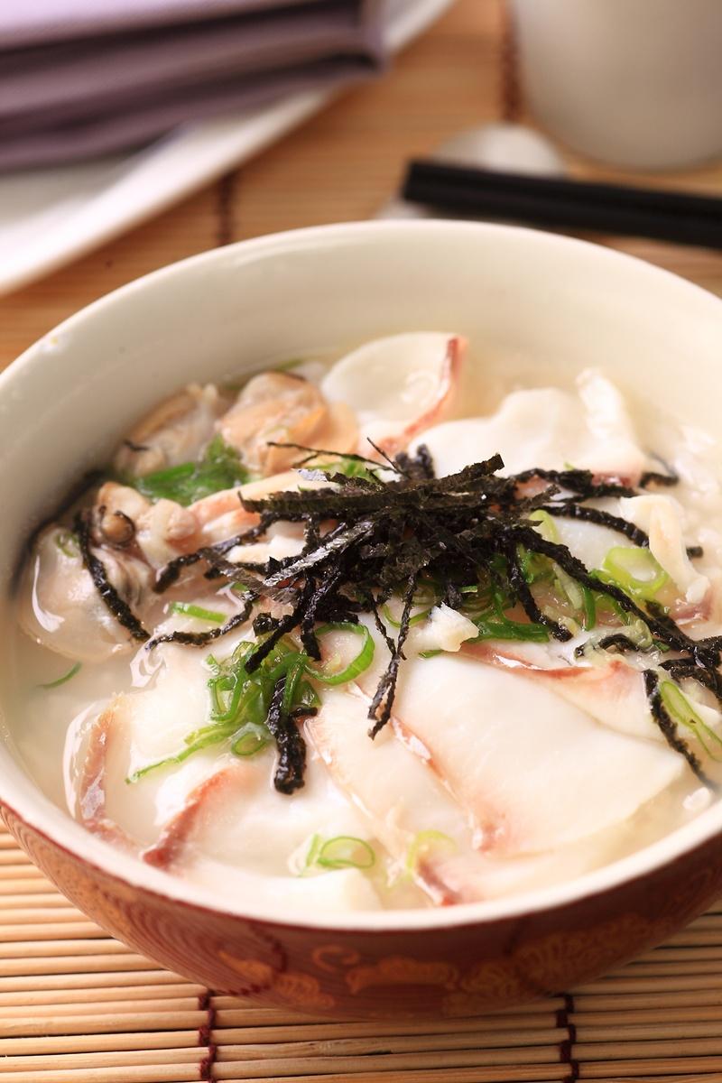 鱼汁茶泡饭