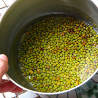绿豆小薏仁粥