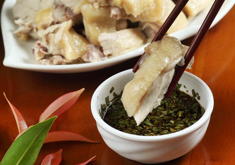 客家经典美味—白斩鸡,蘸酱口味还有分南北?