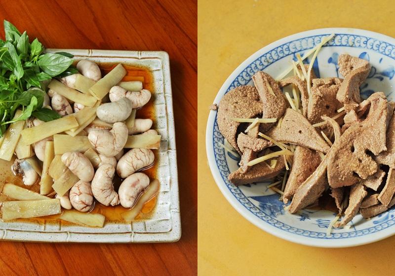 客家经典美味—姜丝炒大肠:特色是咬不烂?