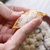 稻荷鱼肝寿司