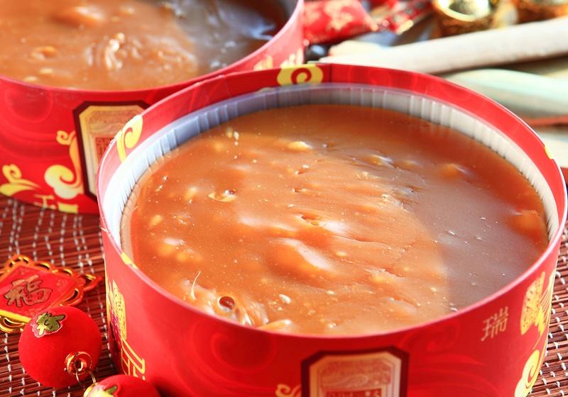 吃甜过好年!3 样食材做出传统甜年糕&