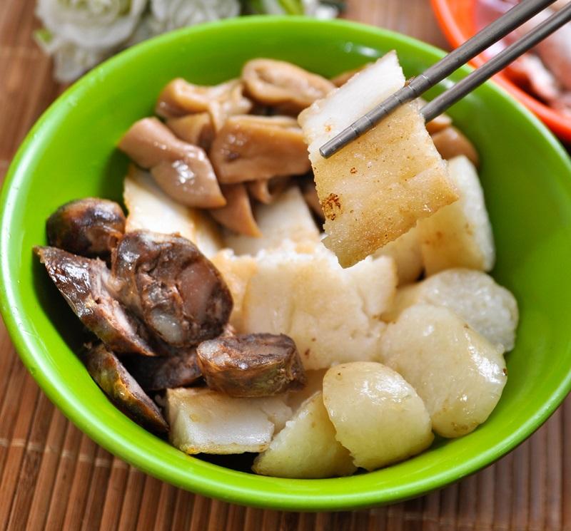 【在地美食】庶民中式早点 · 云林北港煎盘粿