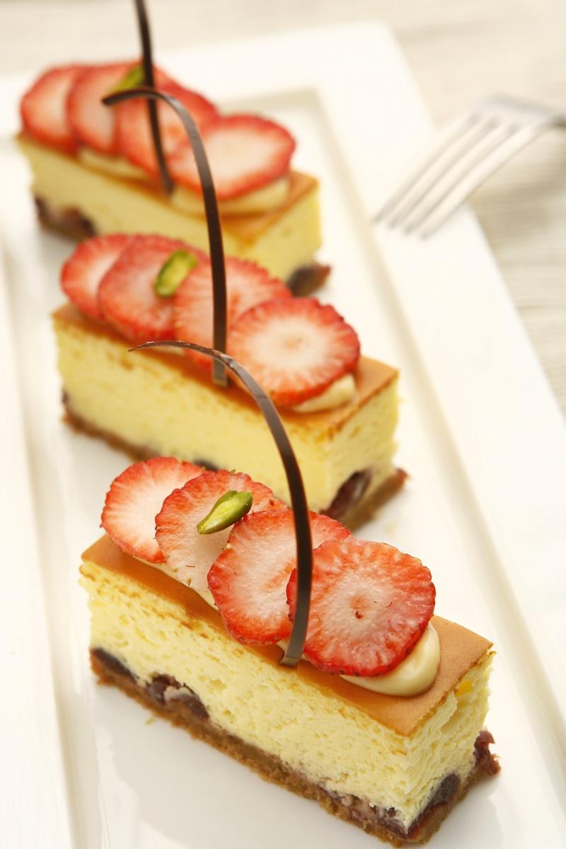 草莓柠檬乳酪蛋糕