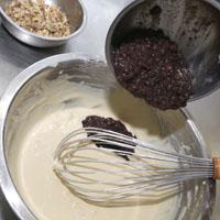 金旺坚果烤年糕