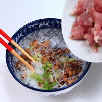 高丽菜绞肉卷