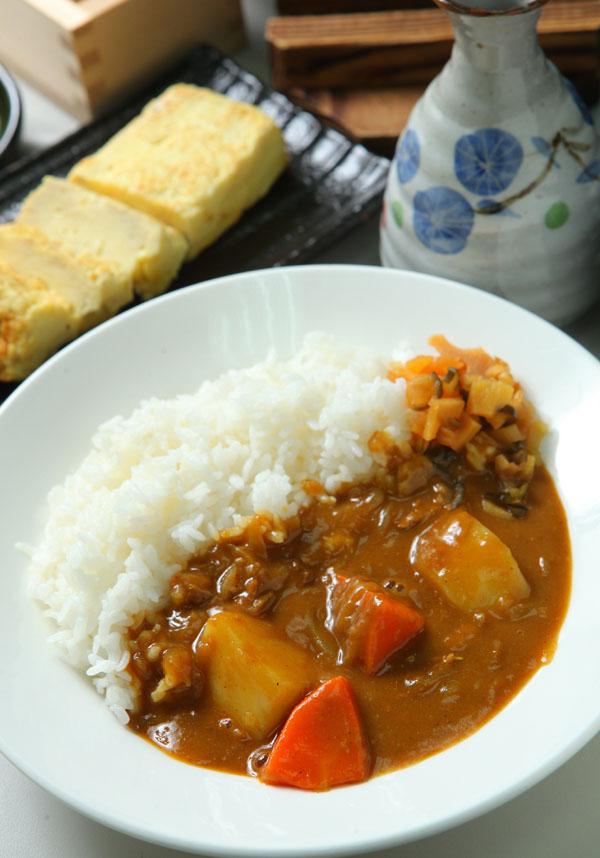 日式咖哩饭