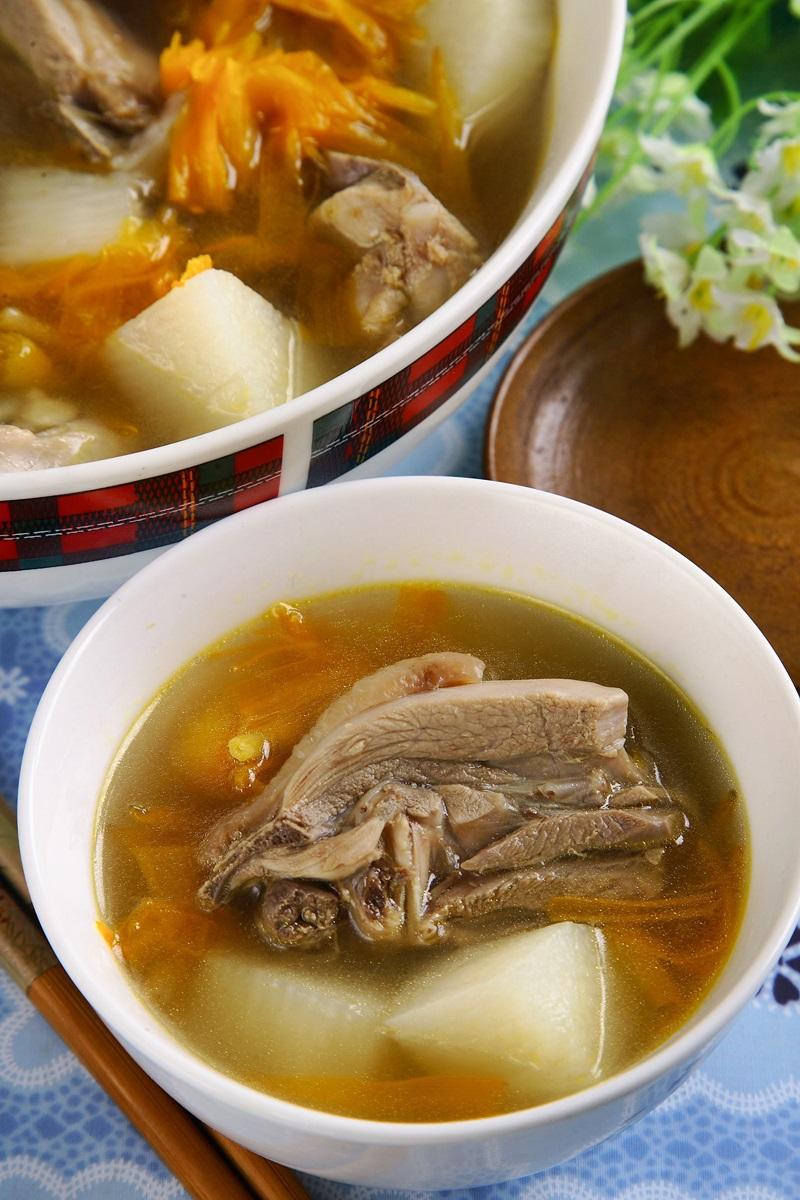 养生抗病 | 山药金针鸡汤