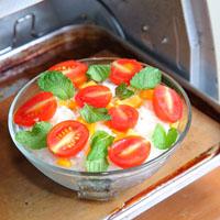 甜菊小番茄焗饭