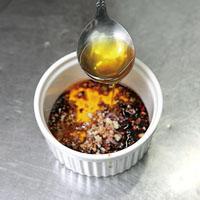 山药双笋油醋沙拉