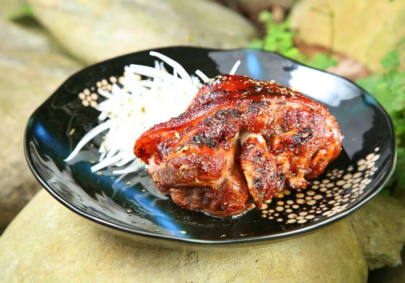 越式红酒烤猪脚