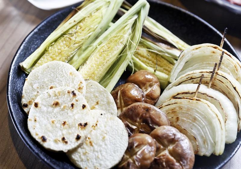 【烤学问】来点清爽的!烤蔬菜也好好味!