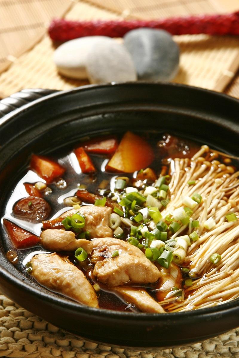 日式鸡肉杂煮