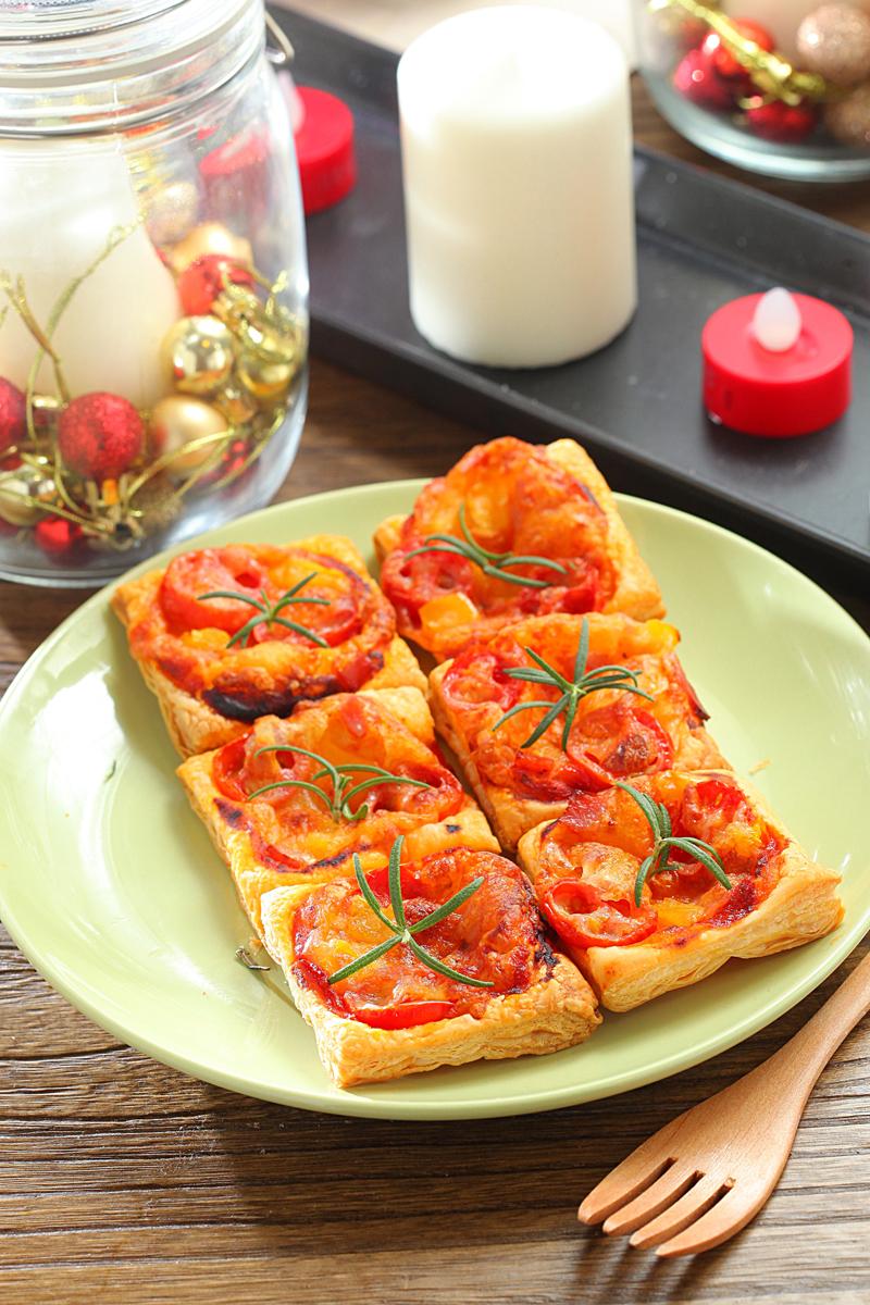番茄酥皮Pizza