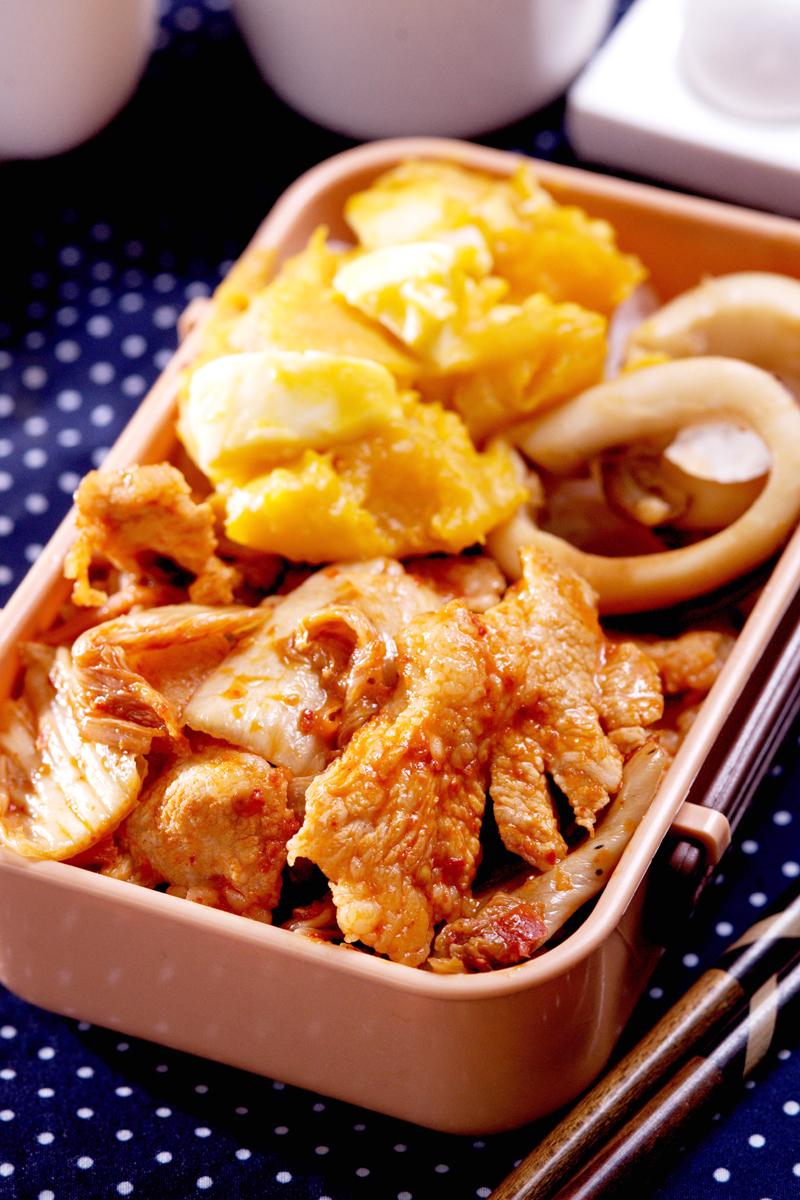 泡菜炒松阪肉