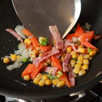 玉米蔬菜浓汤