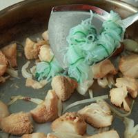 马铃薯炖猴头菇