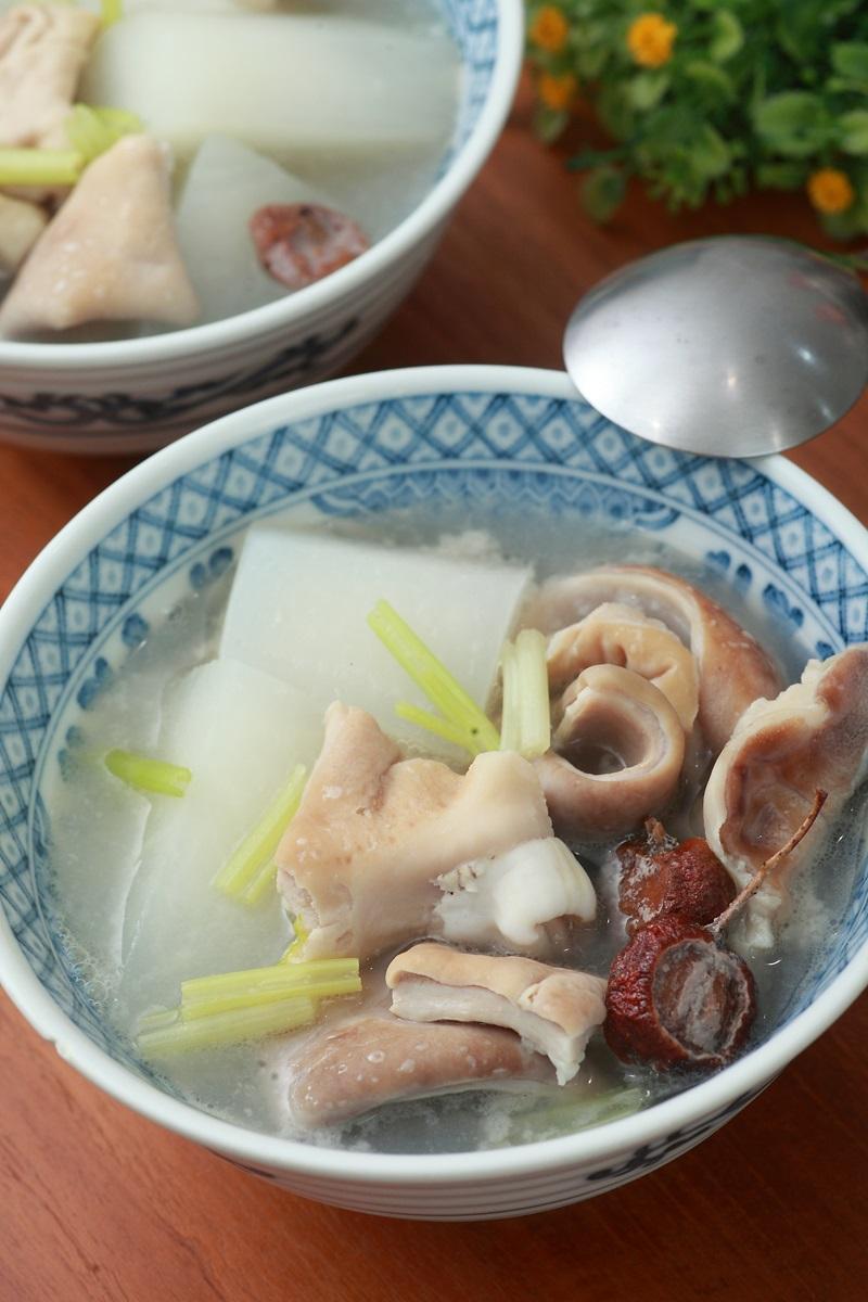肠胃食补 ▪ 健胃猪肚汤
