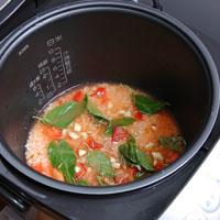 义式番茄香料炊饭