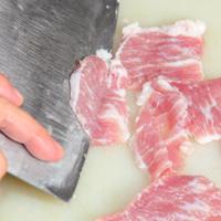椒盐烤松阪猪