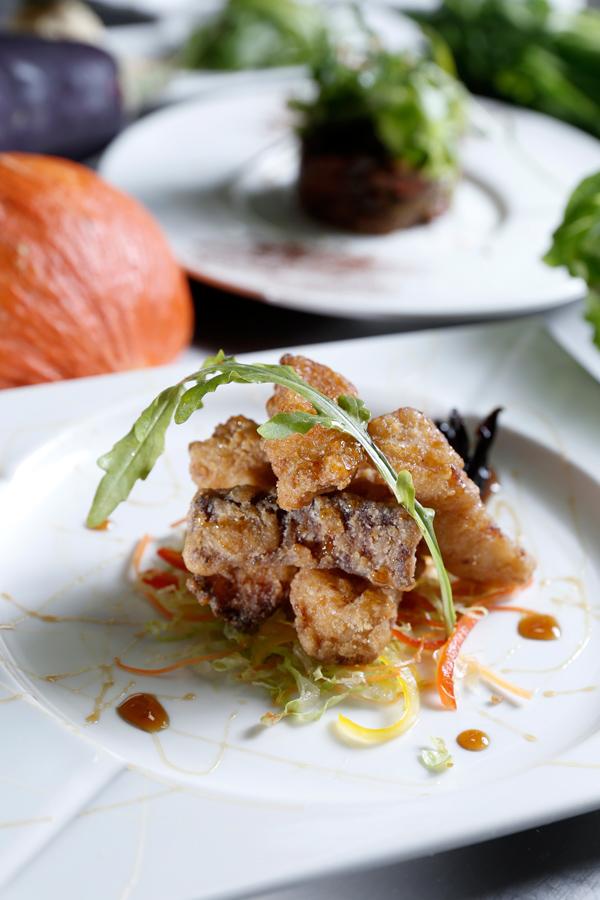 五香鲷鱼酥