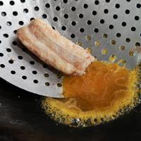 橙汁猪肋排