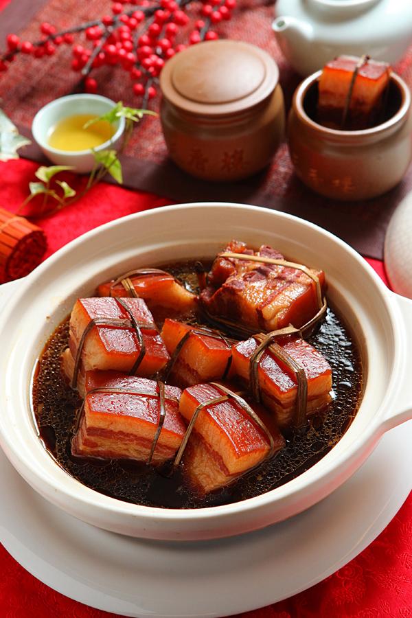 「东坡肉」隔夜更好吃原因曝光!米其林