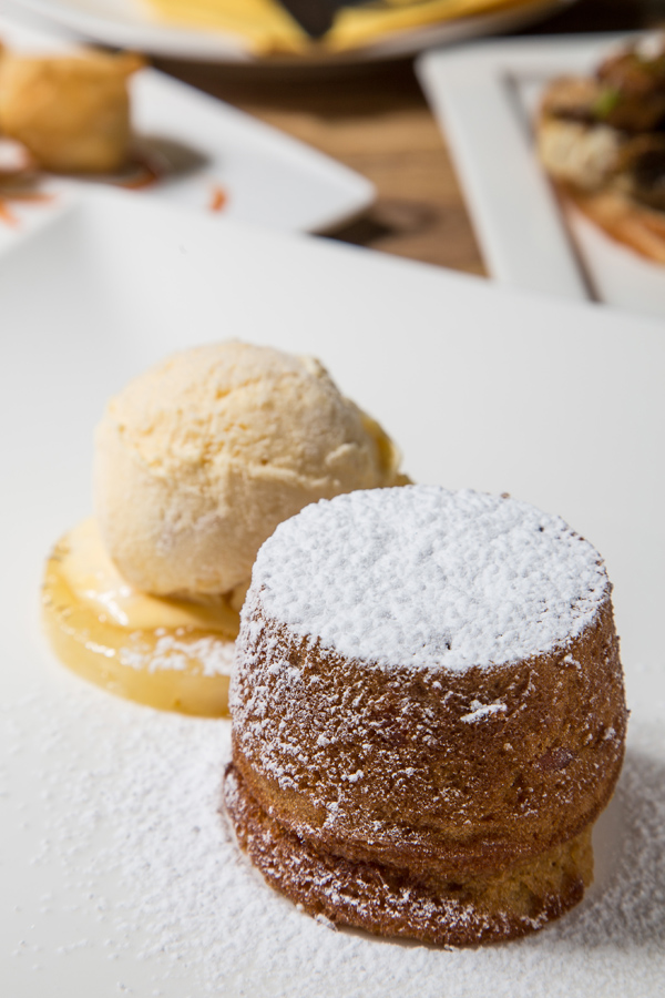 金桔凤梨小蛋糕