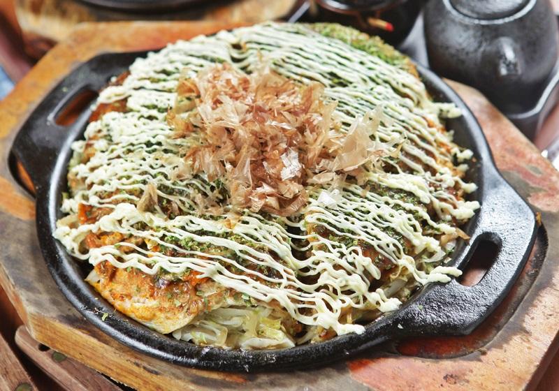 御好烧、大阪烧、广岛烧、文字烧?你知道自己吃的是哪种?