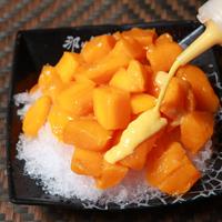 芒果牛奶剉冰