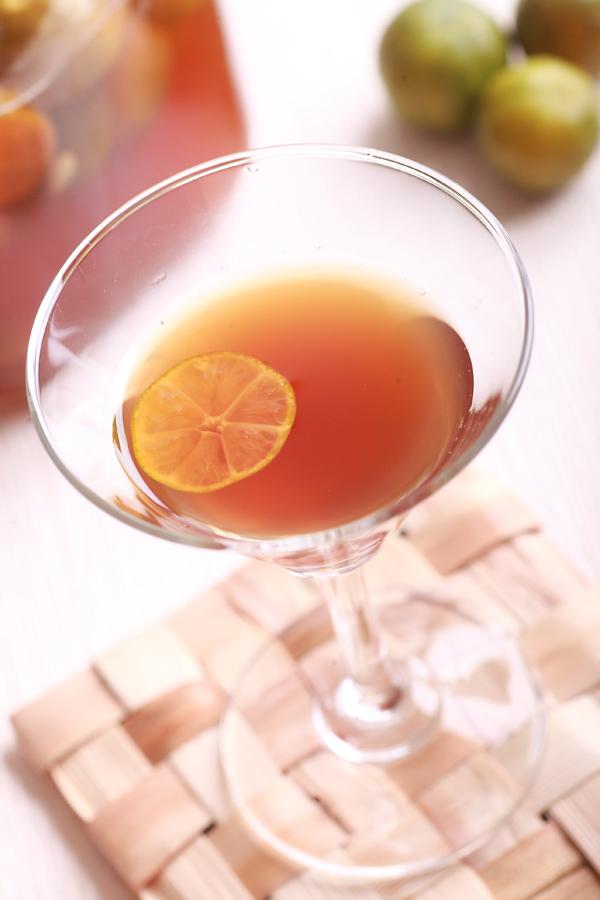 金桔酵素饮