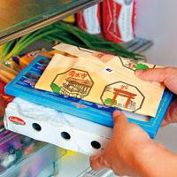冰箱不塞爆!小道具收纳法快学起来!