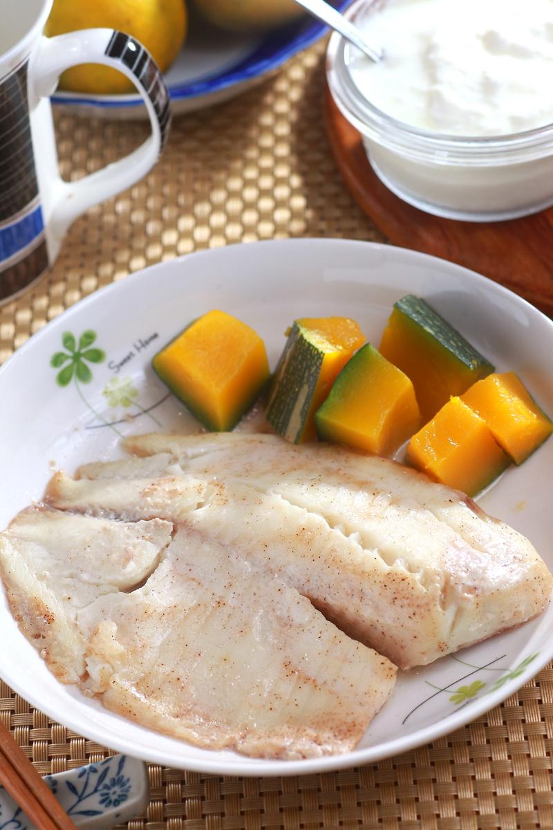 腌渍香烤鲷鱼