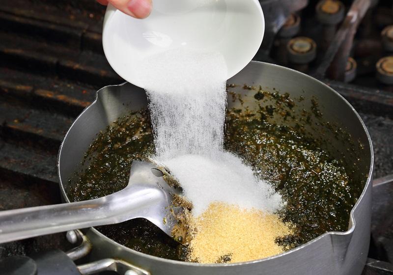 咸甜鲜香!自制天然海苔酱,低钠低盐随你调整~