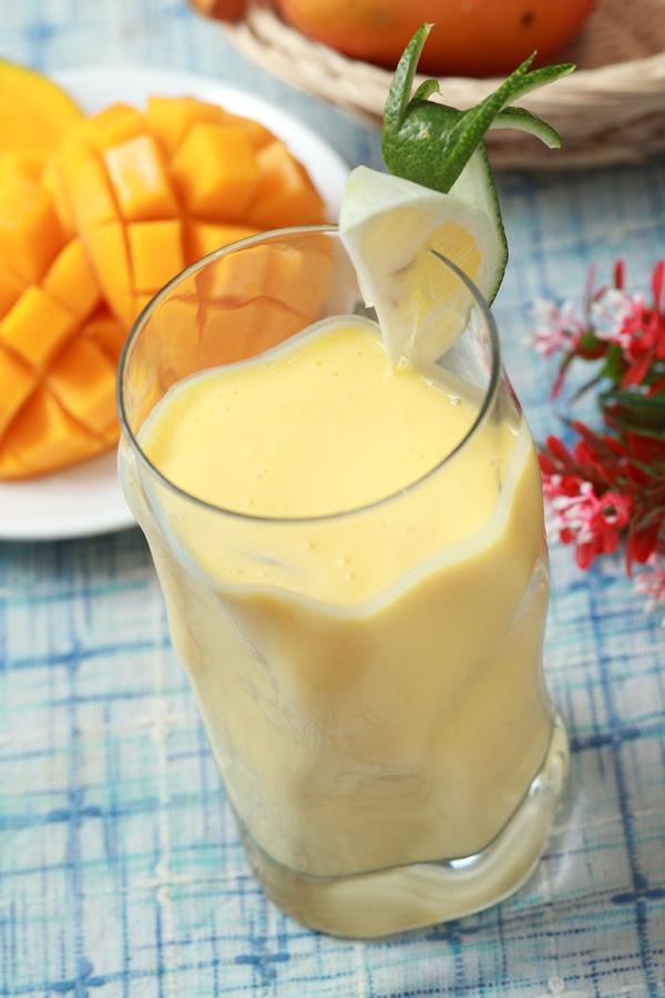 芒果优酪奶