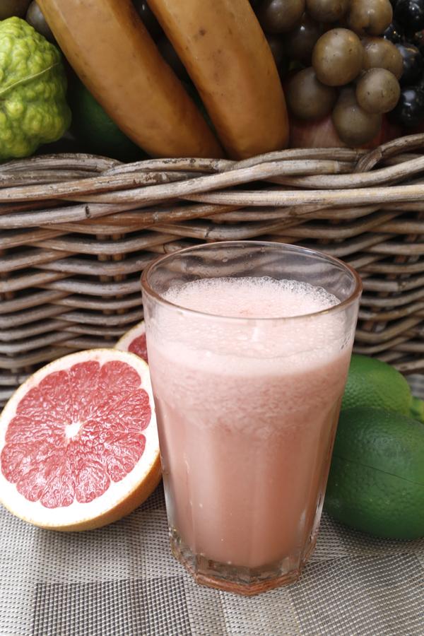 西瓜葡萄柚汁