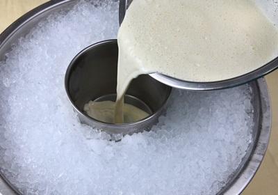 百香果冰淇淋