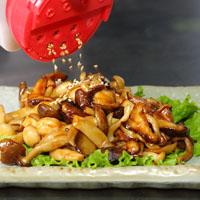 红茶三鲜菇
