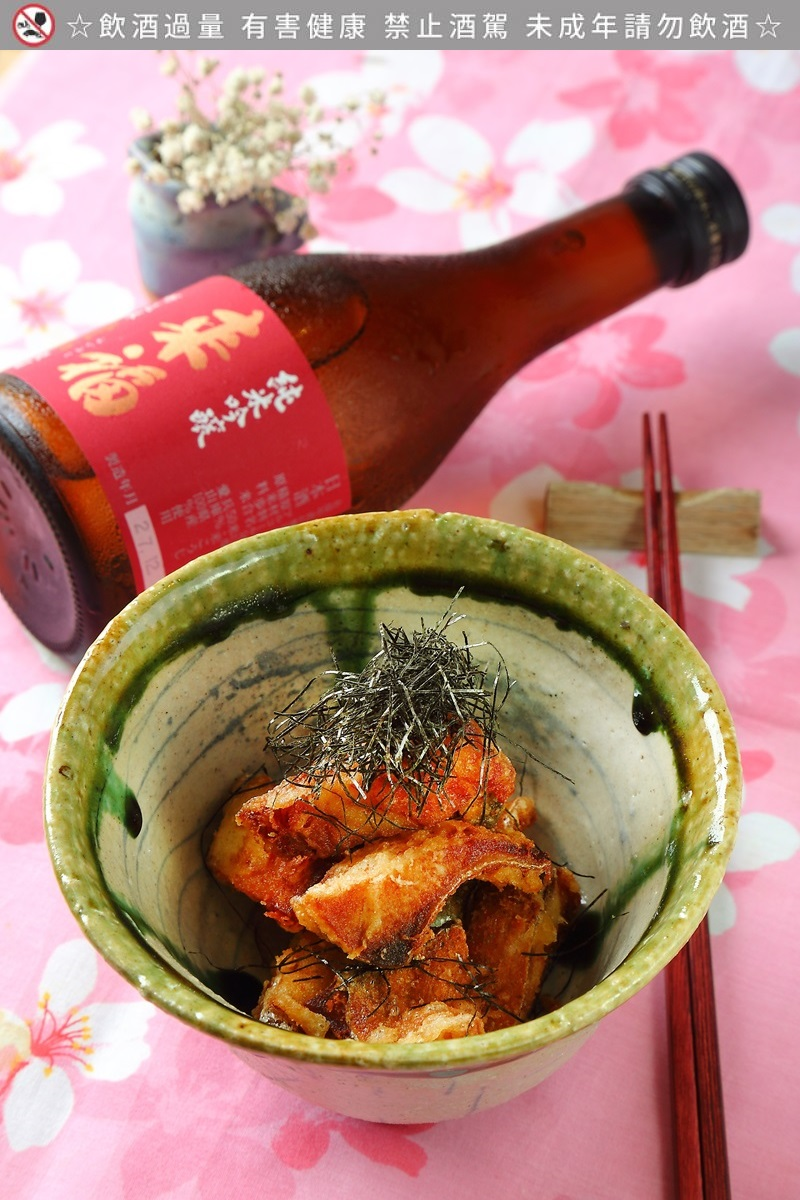 日式醋腌鲭花扬