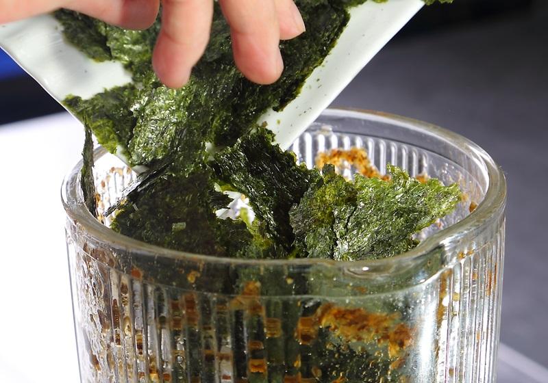 海苔香菇酱