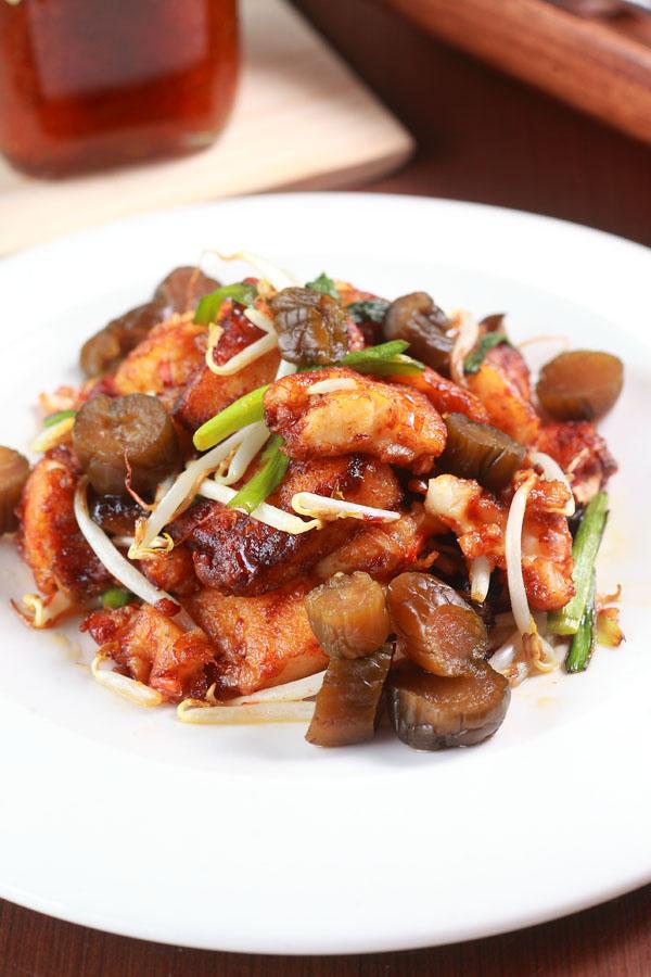 新加坡炒萝卜糕