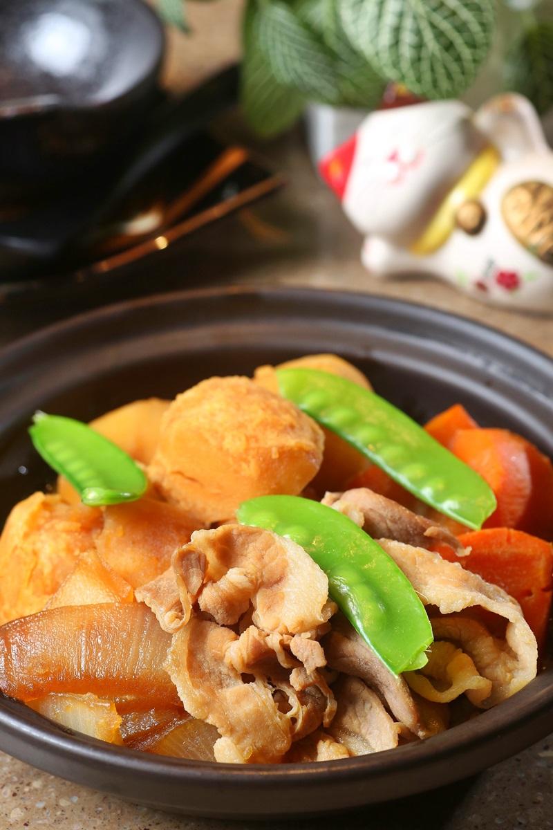 日式马铃薯炖肉