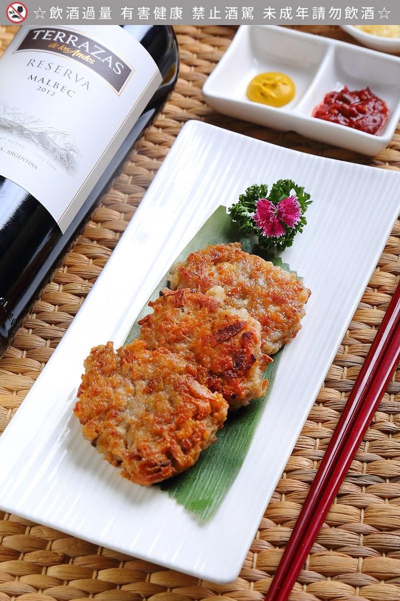 荷塘香煎藕饼